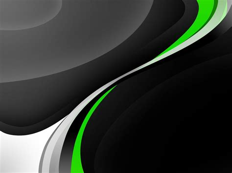 Black White And Green by Black And Green Backgrounds Wallpaper Cave