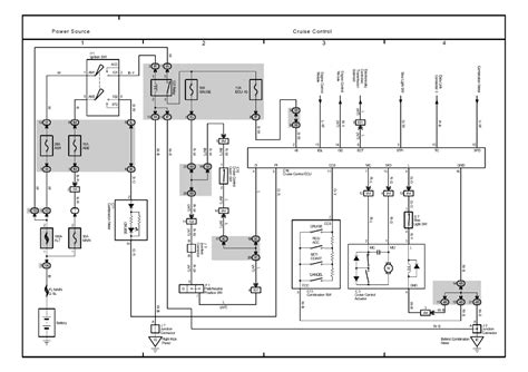 Toyota Matrix Door Lock Wiring Diagram
