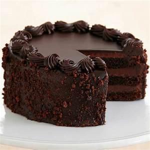 Chocolate Truffle Cake - MyFlowerTree
