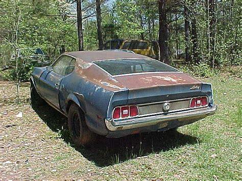 1973 ford mustang fastback 1973 ford mustang fastback for city alabama