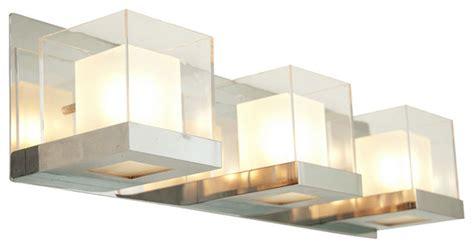 Modern Bathroom Light Bar by Narvik Bath Bar By Dvi Lighting Modern Bathroom Vanity