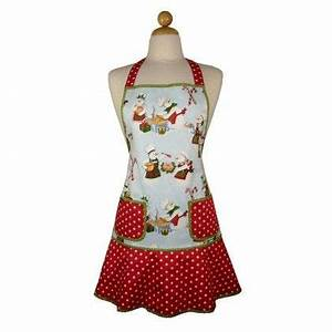 20 best images about Christmas Aprons for Women on