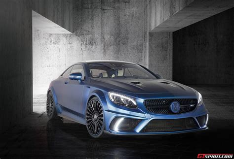 Official Mansory Mercedesbenz S63 Amg Coupe Diamond
