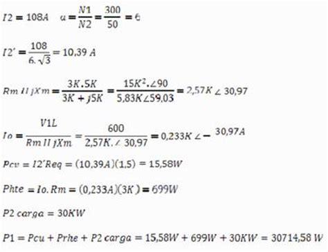 ejercicios resueltos de maquinas tranformadores trifasicos monografias