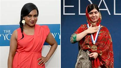 Malala Mindy Yousafzai Kaling Today Mistaken Reaction