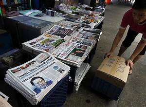 Who cares if Jack Ma buys a tiny, dwindling newspaper in ...