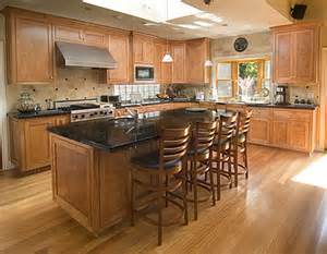 kitchen island with black granite top sticks n stones marble and granite fabrication and