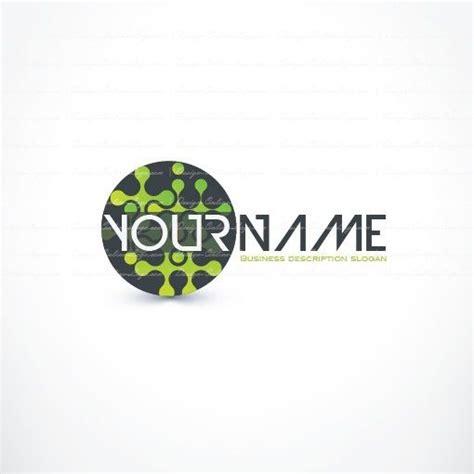 exclusive design digital tech logo  business card