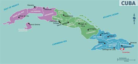 Carte Du Monde Cuba by Infos Sur Ou Se Trouve Cuba Sur La Carte Du Monde Arts