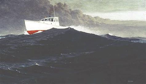 Lobster Boat In Rough Seas by 1000 Images About Maine Lobster Boats On Pinterest
