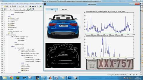 Matlab Automated License Plate Recognition System