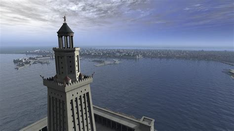 Lighthouse of Alexandria ? WeNeedFun