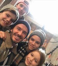 David Victoria Beckham Family
