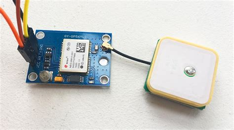 How To Interface A Gps Module With Arduino