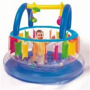 Jeux Plein Air Bebe : aire de jeux gonflable pour enfants de 9 mois 2 ans ~ Dailycaller-alerts.com Idées de Décoration