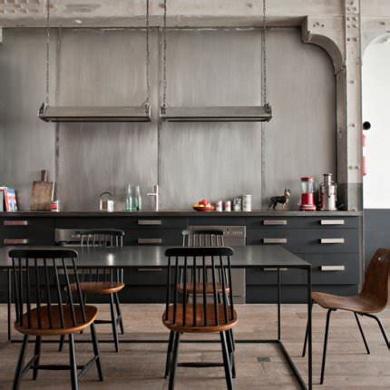 cucina industrial style vogliacasa