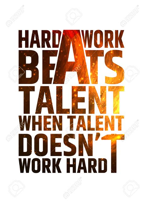 image result  hard work beats talent  talent