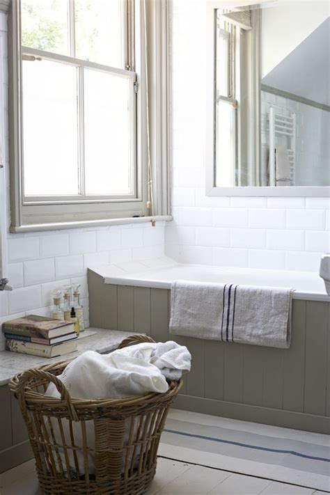 country bathroom modern country style colour study farrow and gray Modern