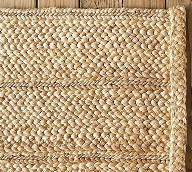 flat braided jute rug pottery barn