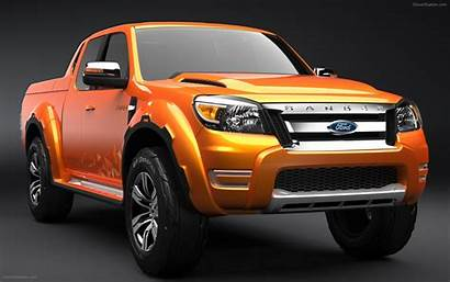 Ford Ranger Concept Max 2008 Widescreen Diesel