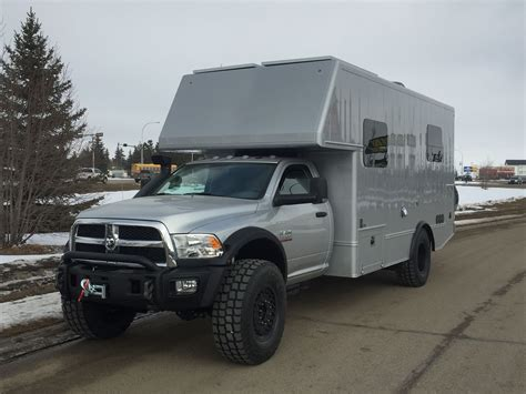 dodge ram  expedition camper itb truck bodies