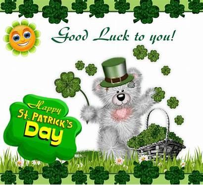 Luck Irish Patrick Greetings 123greetings