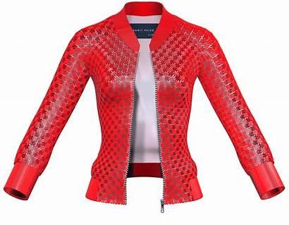 3d Designer Jacket Printed Danit Peleg Printing