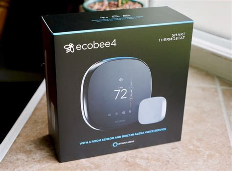 install a new ecobee4 smart thermostat in your home for its lowest price windows central