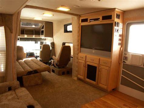 luxury motorcoach  interior pictures
