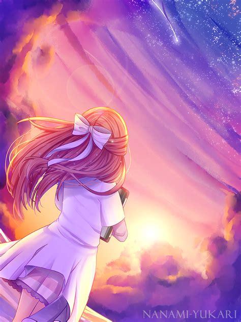 Pretty Anime Wallpaper - s h e l t e r by nanami yukari on deviantart