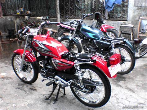 Modifikasi Rx King Di Medan by 82 Modifikasi Motor Rx King Kota Medan Terbaik Kuroko Motor