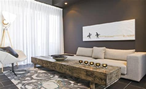 wohnzimmer graue wand wohnzimmer rustikal gestalten teil 1 archzine net
