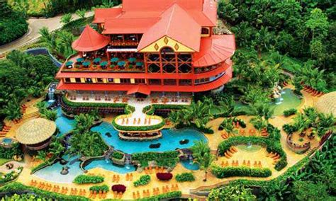 luxury family getaway costa rica vacation package
