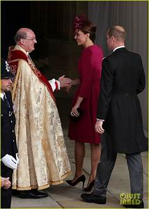 Kate Middleton Joins Prince William at Princess Eugenie's ...