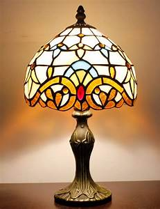 classic floyd light 8inch tiffany table lamp With floyd tiffany floor lamp