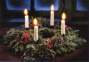 le quattro candele la corona di avvento nomi e significato delle quattro