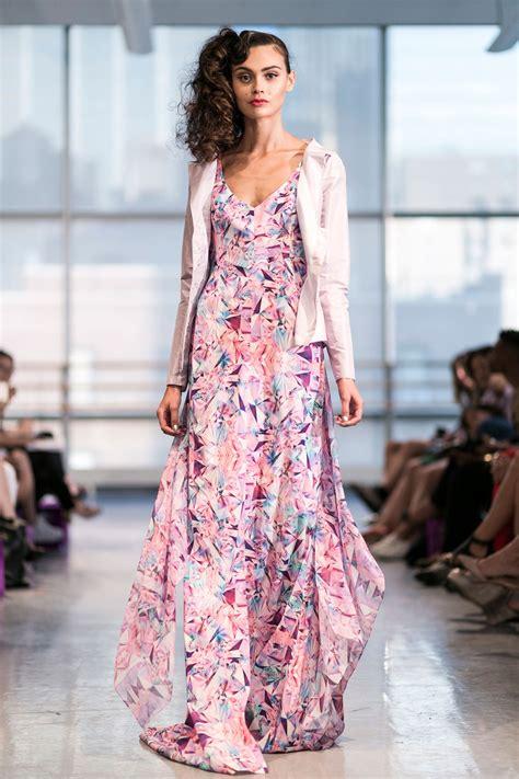 Yuna Yang at New York Fashion Week Spring 2015 Livingly