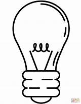 Bulb Coloring Lightbulb Svg Pages Mark Christmas Printable Clipart Commons Template Bombilla Bulbs Clipartbest Colorear Sketch Para Wikimedia Wikipedia Pixels sketch template