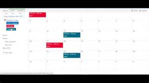 color coded calendar how to create color coded calendar in sharepoint 2013