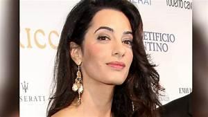 Classify British-Lebanese lawyer Amal Alamuddin