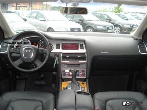 auto air conditioning service 2012 audi q7 transmission control 2008 audi q7 mmi navigation system air conditioning leather heated seats xenon pl car