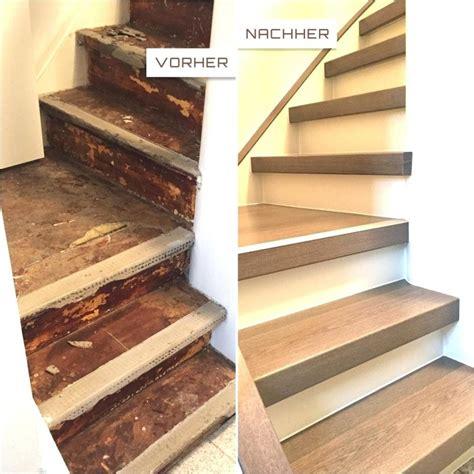 Alte Treppen Verkleiden by Treppe Neu Belegen Wunderschane Wunderbar