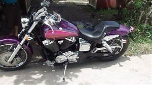 Honda Shadow Slasher 400cc