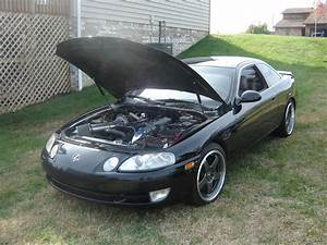 1993 Lexus Sc300 1  4 Mile Trap Speeds 0-60