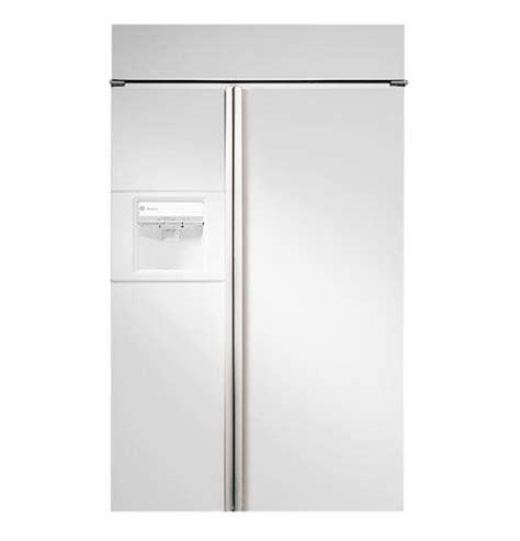 ge monogram refrigerator panel kit zwspd ge appliances