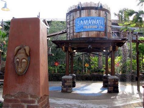 samawati springs pool play area kidani village animal