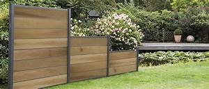 Sichtschutzzaun aus holz planen mit holzland vogt for Garten planen mit deko bonsai kunststoff