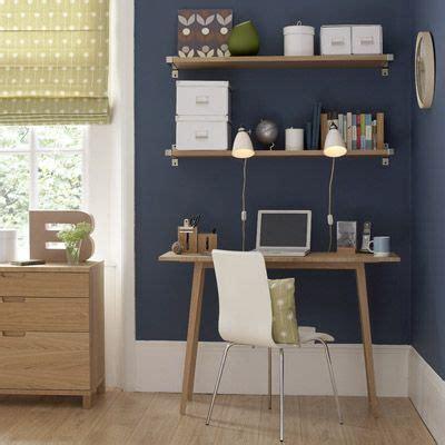 le de bureau bleu idées déco bureau et couleurs tendance pour espace de travail
