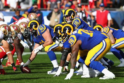 los angeles rams ol  greg