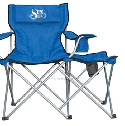 folding chair with side table wholesale china